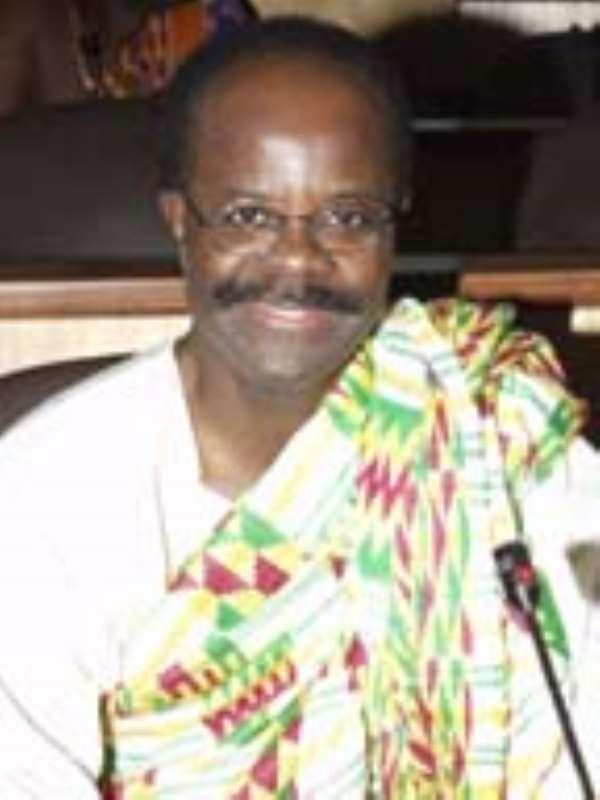 Dr. Ndoum damns district assembly concept